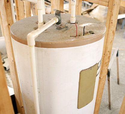 Louisville Water Heater Repair and Replacement Services | Tony's